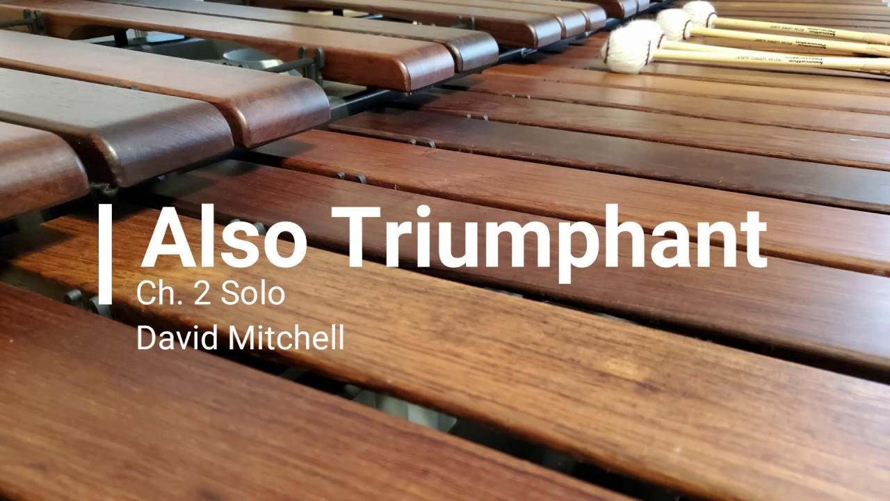 Ch  2 Solo - Also Triumphant