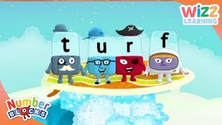Phonics - Totally Terrific Holiday | Alphablocks | Learn to Read | Wizz Learning
