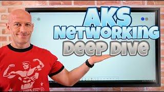 Azure Kubernetes Service Networking Deep Dive