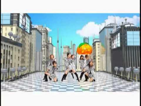 Mikan - Morning Musume (Mirror)