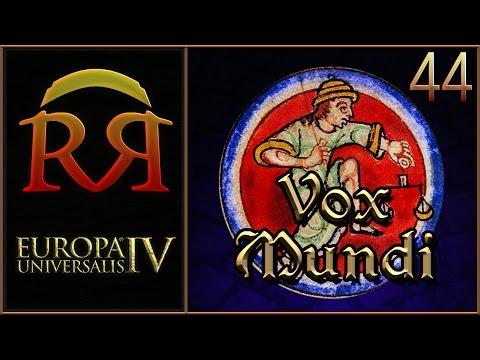 Xi and Zhou [#44] Vox Mundi - Europa Universalis IV