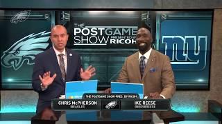 Eagles vs. Giants Postgame Show (12/17/17)