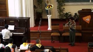 Sea exaltado Himno 77  Iglesia Adventista de Palermo