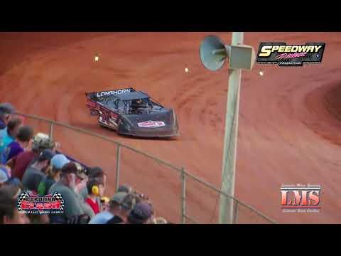 Carolina Clash Qualifying @ Lancaster Motor Speedway Aug  4, 2018