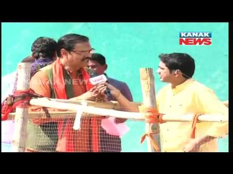 Raman Singh To Start Campaign In Balangir: Interview With KV Singh Deo