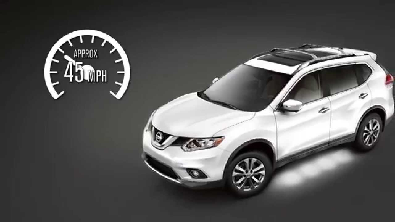 Lane Departure Warning - All New Nissan X-Trail 2015 - YouTube
