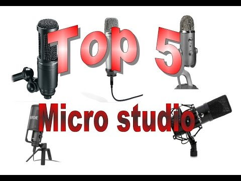 Top 5 : des micro studio,et Gaming