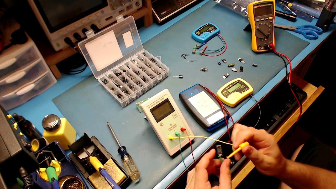how to make esr meter