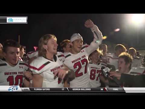 Game Night Live Game of the Week: American Fork vs Riverton