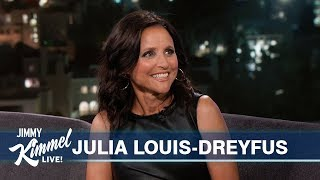 Julia Louis-Dreyfus on Democratic Debates, Tom Hanks & End of VEEP