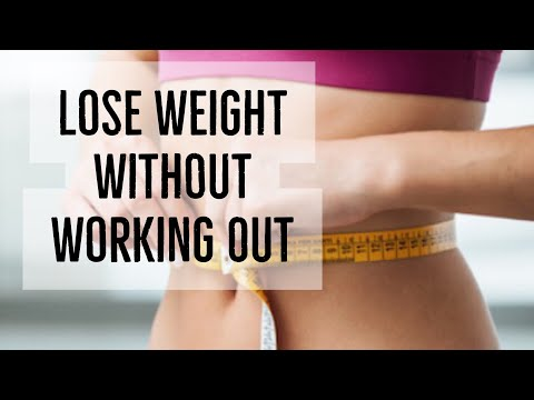 How To Lose Weight Fast: Lose Weight Without working out*Special Announcement*
