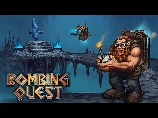 BOMBING QUEST Gameplay