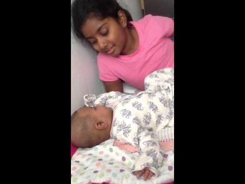 Abi and Akhi baby