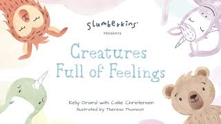 "Lucy Capri: SLUMBERKINS"" CREATURES FULL OF FEELINGS Audiobook Preview (C) VOOKS"