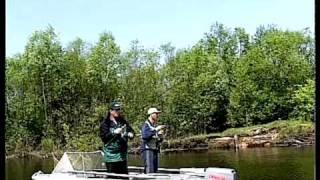 Диалоги О Рыбалке - Ловля Хищника Спиннингом На Оке (Рязанская Область) - Часть 1