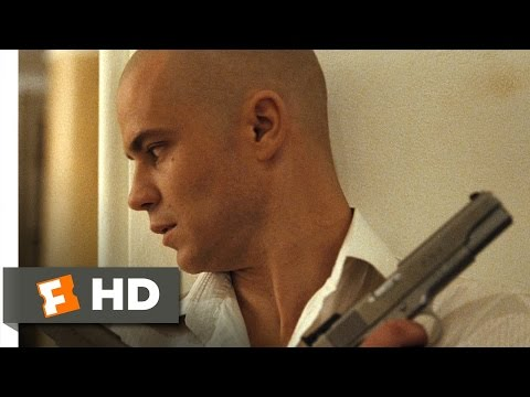 Hitman (2/5) Movie CLIP - Hotel Shootout (2007) HD
