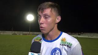 Atletas do esporte clube Limoeiro falam da vitória