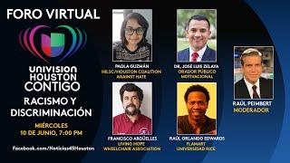Foro Virtual Racismo Virtual Town Hall UNIVISION