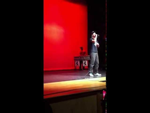 16 bars on Racism: Next Lyrical Genius Comp