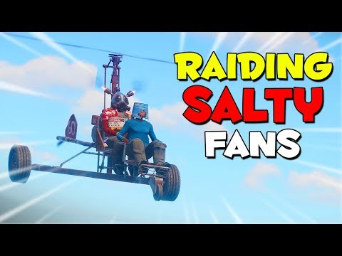 How To Raid SALTY Fans in Rust thumbnail