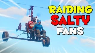How To Raid SALTY Fans in Rust