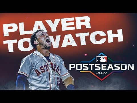 Alex Bregman (41 HRs) Looks To Get Astros Back To World Series | Postseason Players To Watch