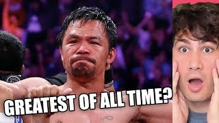MANNY PACQUIAO vs Cocky Boxers : His Most Satisfying Wins