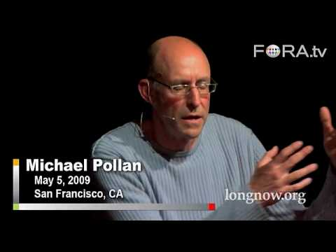 Open Source Food and Genetic Engineering - Michael Pollan
