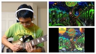 Rings Of Saturn - Seized and Devoured Original and 2.0 (Full Guitar Cover)