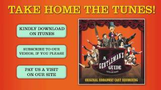 GENTLEMAN'S GUIDE Cast Album - I've Decided to Marry You