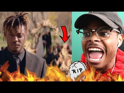 Um They On Fire… | Juice WRLD – Robbery Dir. by ColeBennett | Reaction