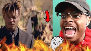 Um They On Fire... | Juice WRLD - Robbery Dir. by ColeBennett | Reaction