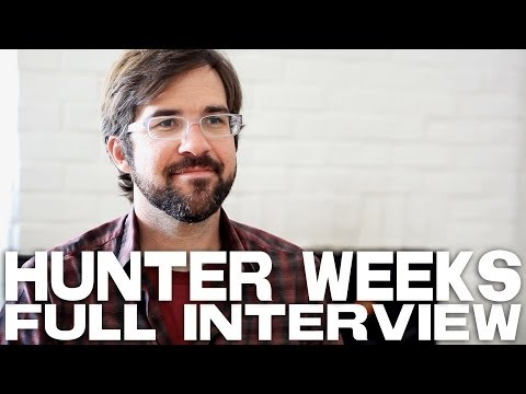 Life As A Full-Time Filmmaker - The Complete Film Courage Interview With Hunter Weeks