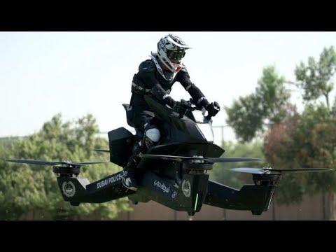 CES 2019 - Hoversurf - Quadcopter