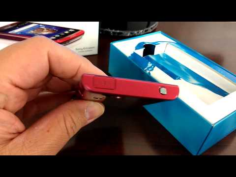SONY ERICSSON IS11S XPERIA ACRO Unboxing Video - Phone in Stock at www.welectronics.com