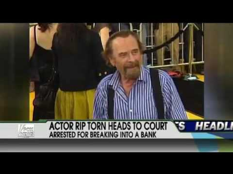 Rip Torn Heads to Court