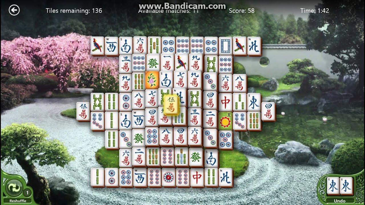 Microsoft Mahjong Mahjong Solitaire