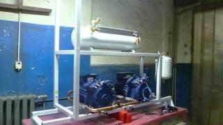 Изготовление компрессорной станции для выставки FreshProduce