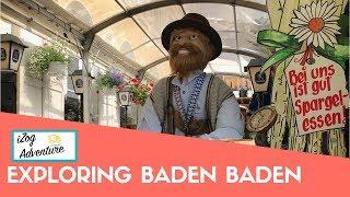 Baden Baden Germany Spa - European road trip