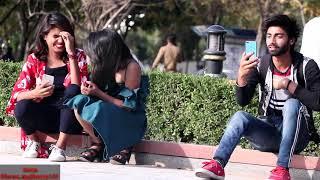 Video calling prank in india #2