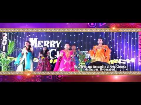 Oka Divyamaina Sangathitho/Gethsemane Assembly Of God Church/Christmas-2018