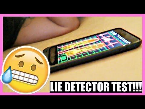 HEART GIVES A LIE DETECTOR TEST!!!