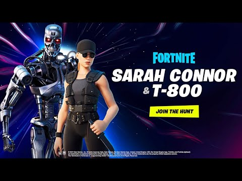 New TERMINATOR Skin in Fortnite! (Season 5)