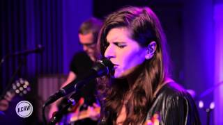 "Best Coast performing ""Fine Without You"" Live on KCRW"