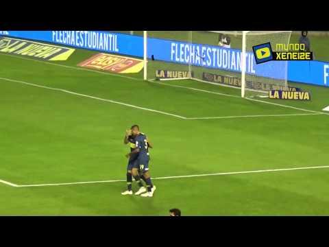 Gol de Mauro Zárate a Estudiantes de Rio Cuarto