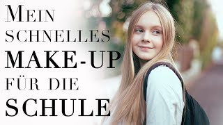 Mein EVERY-DAY-MAKE-UP für die SCHULE 💖II Charlie XD