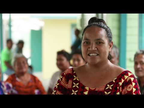 Public awareness film - eye care - Tuvalu 2018