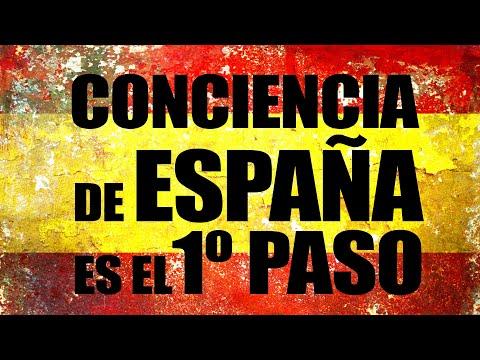 ¿COMO UNIR AL PUEBLO ESPAÑOL? La conciencia de NO SER LIBRE