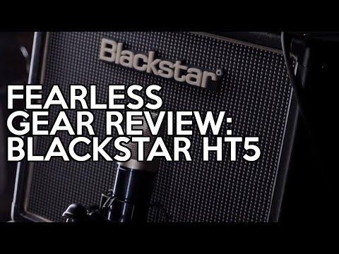 Fearless Gear Review   Blackstar HT5