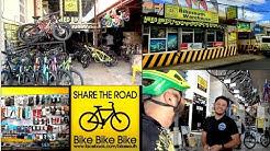 Bike Bike Bike - The Bikesouth Warehouse visit